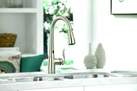 touch faucet kitchen delta touch faucet in the kitchen supremegroup co