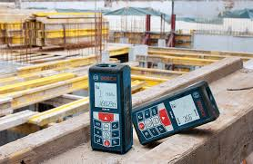150 Meters Into Feet by Bosch Glm 80 265 Feet Lithium Ion Laser Distance Measurer Line