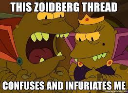 Zoidberg Meme Generator - this zoidberg thread confuses and infuriates me lrrr futurama