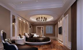 Luxury Bedroom 22 Round Shaped Beds To Give A Cozy Look To The Room Round Beds