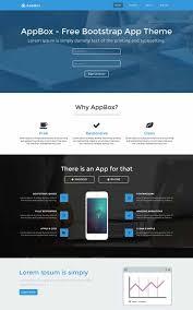 30 free responsive landing page templates 2015