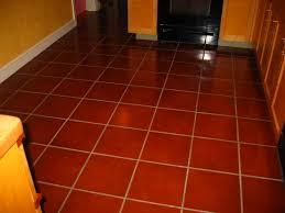 red tile floor for vinyl tile flooring peel and stick floor tile