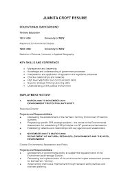 Sample Resume Education Section by Education Example Resume Education