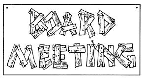 Board Meeting Meme - make meme with church board meeting clipart