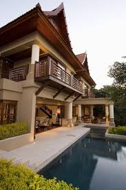 Modern House Roof Design Best 25 Thai House Ideas Only On Pinterest Architectural Models