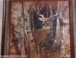home interior deer pictures https thumbs worthpoint zoom images2 1 1009