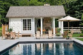 pool house ideas containers tiny modern guest house and pool