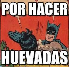 Memes De Batman Y Robin - por hacer batman slapping robin meme en memegen