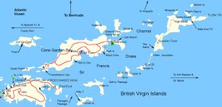 map of bvi and usvi fidelity luxury catamaran charters bvi yacht charters