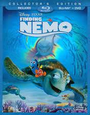 finding nemo blu ray dvd 2012 3 disc ebay