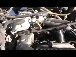1994 ford f150 6 cylinder 1987 ford f150 inline 6 fan clutch timing gear removal part 1