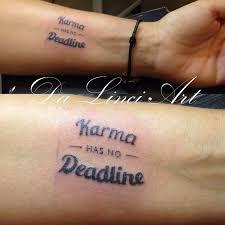 best 25 karma ideas on tatouages de karma