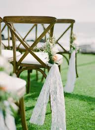 bright and tropical kona beach wedding