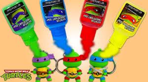 learn colors ninja turtles bath paint tmnt bath toys