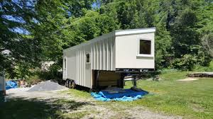 Tiny House On Gooseneck Trailer by Gooseneck Tiny House For Sale The Sustainability Revolution With