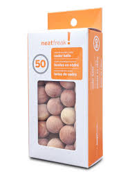natural cedar balls 50 pack hudson u0027s