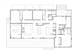 Tara Floor Plan by Waaaat Nova Tayona Designs Canadian Beach House Hidden From The