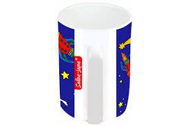 jayne rockets limited edition designer mug and coaster gift set