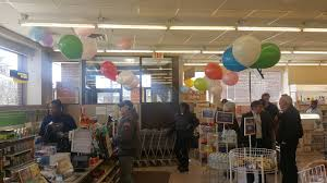 west orange rite aid celebrates grand reopening with ribbon
