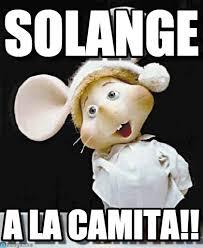 Solange Meme - solange topo gigo a la camita meme on memegen