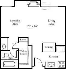 500 Sq Ft Studio Floor Plans Cornerstone Apartments 8609 De Soto Avenue Canoga Park Ca