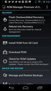 for android 2 3 apk rom manager 5 5 3 7 apk for android aptoide