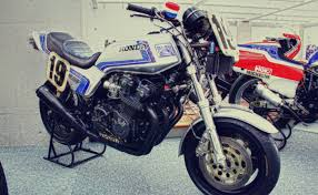 1982 ama superbike honda cb750f racing youtube