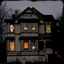 Haunted House Decorations And Scary House Decorations For Halloween