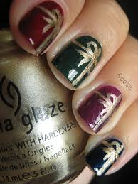 241 best christmas nails images on pinterest christmas nails