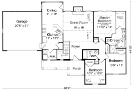 new dennison 9094 3 bedrooms and 2 5 baths the house designers