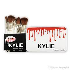 Professional Makeup Tools 2017 New Kylie Makeup Brush Professional Makeup Brush Set Kit
