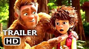 the son of bigfoot official new trailer 2017 animation movie hd