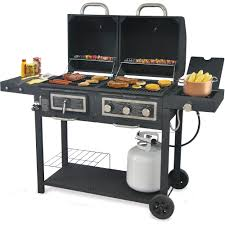 Backyard Grill Chicago by Blue Rhino Outdoor Lp Gas Grill Stainless Steel Walmart Home
