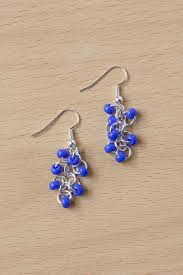 easy earrings how to make beaded earrings craft tutorials and inspiration