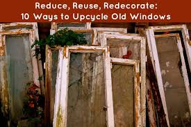 vintage window shutters repurpose tip junkie i d like to see ideas for re using the ugly aluminum frame