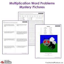 printable multiplication word problems 3rd grade multiplication word problems coloring worksheets