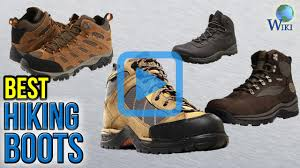 top 10 hiking boots of 2018 video review