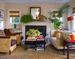 Lush Bungalow Los Angeles Moises Esquenazi - Bungalow living room design