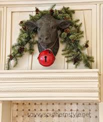 savvy southern style christmas kitchen 2014