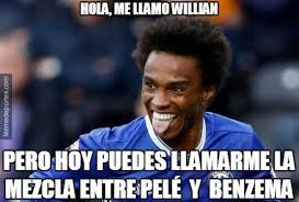 Hi My Name Is Meme - hi my name is willian but today you can call marca english