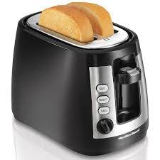Stainless Toaster 2 Slice Hamilton Beach Warm Mode 2 Slice Toaster 22810