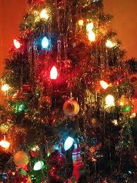 vintage christmas lights diy vintage christmas light bulbs stock image tree fashioned