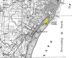 St Louis Mo Map City Cemetery Arsenal Island A05 St Louis Genealogical Society