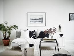 Black And White Home Interior Stylish Black And White Home Coco Lapine Designcoco Lapine Design