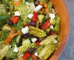 Garden Vegetable Salad by Big Italian Salad Once Upon A Chef