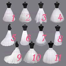 wedding dress underskirt wedding petticoat bridal hoop hoopless crinoline prom underskirt