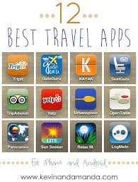 travel apps images My favorite and free travel apps kevin amanda jpg