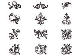 swirly scroll ornaments brushes free photoshop brushes at brusheezy