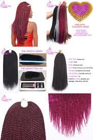 Best Human Hair Extensions Brand by Top 25 Best Senegalese Twist Crochet Hair Ideas On Pinterest