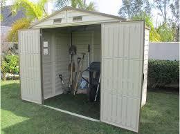 abris de jardin resine abri de jardin resine woodstyle premium 4 1 m2 direct abris